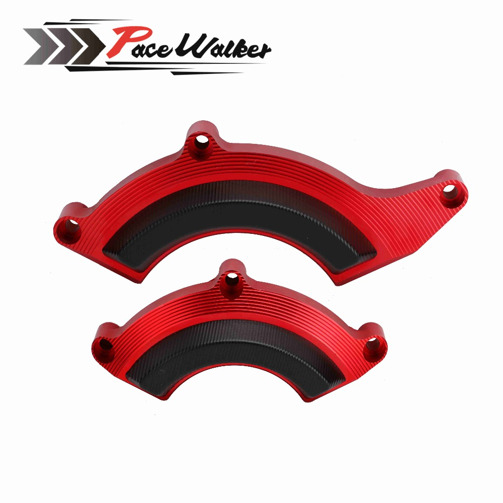 FREE SHIPPING For Kawasaki Z900 2017 Motorcycle Engine Protector Guard Cover